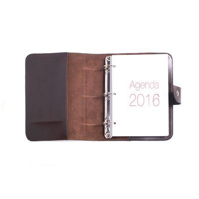 Alvo Couros - Agenda anual de couro.