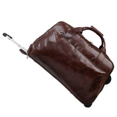 Bolsa de viagem - Alvo Couro