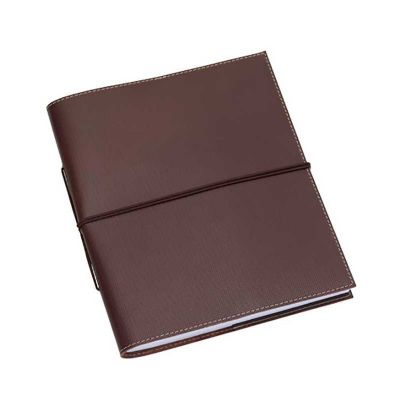 Alvo Couros - Caderno personalizado de couro