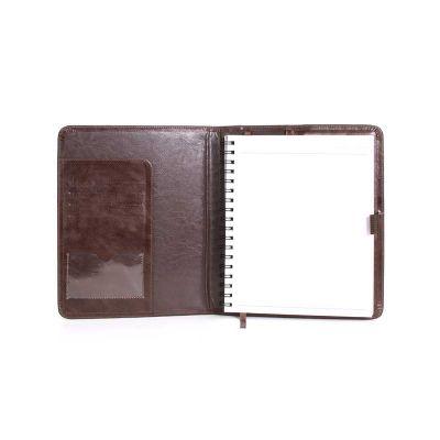 alvo-couros - Capa de caderno em couro