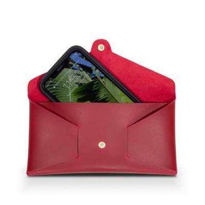 Porta celular carteira