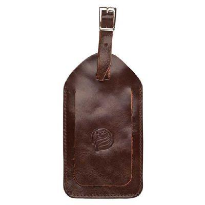 Alvo Couros - Identificador de bagagem