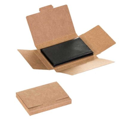 Alvo Couros - Kit porta cartão em couro