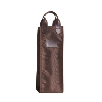 alvo-couros - Porta vinho nylon