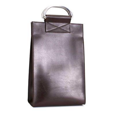 alvo-couros - Porta garrafa de vinho
