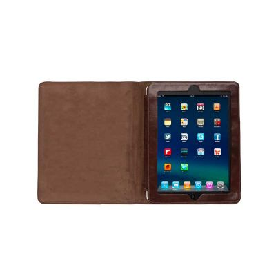 Porta Ipad em couro