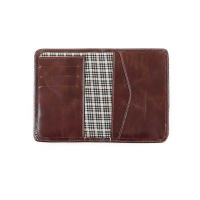 Alvo Couros - Porta passaporte