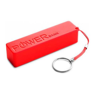 Brindes Play - Power Bank personalizado