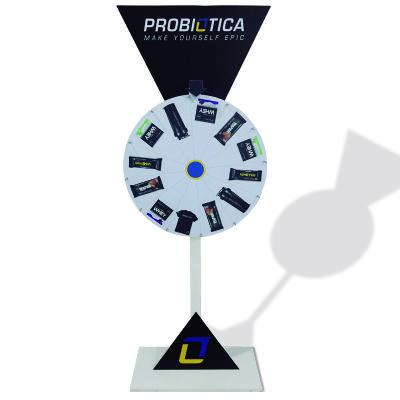 aguia-promocional - Roleta promocional personalizada.