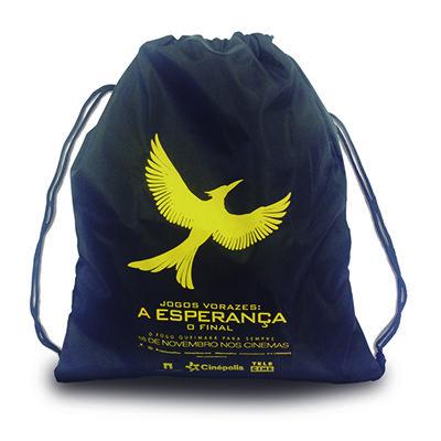 aguia-promocional - Mochila saco personalizada.