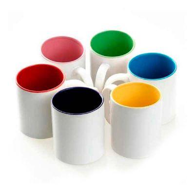 topy-10-brindes - Caneca de cerâmica colorida