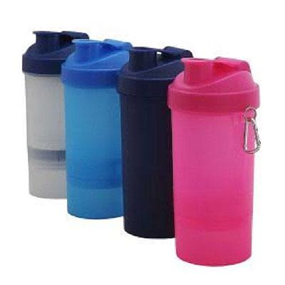 Topy 10 Brindes - Coqueteleira de plástico