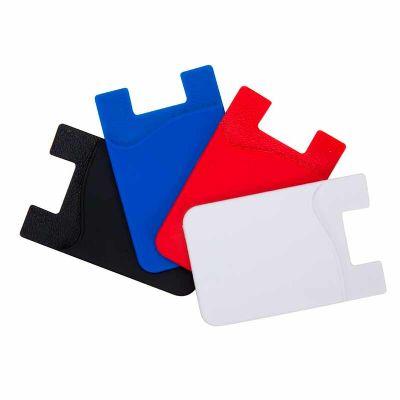 3RC Brindes - Adesivo porta cartão para celular