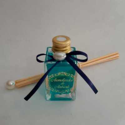 Kit ambiente artesanal aromatizante e varetas