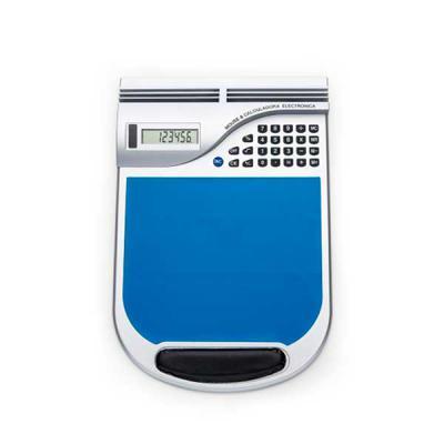 3rc-brindes - Mouse pad com calculadora plástica