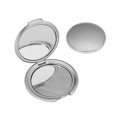 3rc-brindes - Espelho de bolso duplo