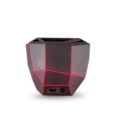 Caixa de som Bluetooth com iluminação