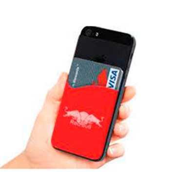 diferente-mente-brindes - Porta Cartões para Smartphone