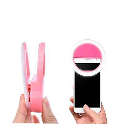 Luz de selfie personalizado - Brindes e Ideias