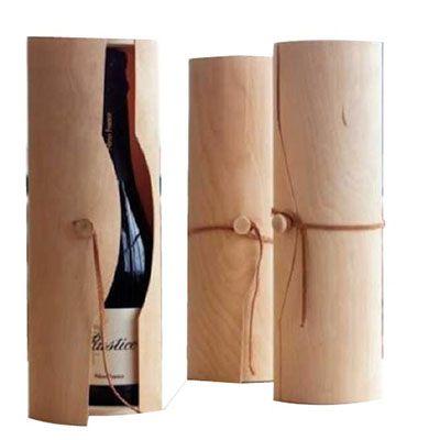 brindes-e-ideias - Caixa para vinho personalizado.