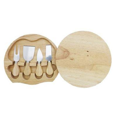 brindes-e-ideias - Kit queijo com 4 peças