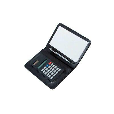 Energia Brindes - Bloco de anotações com calculadora.