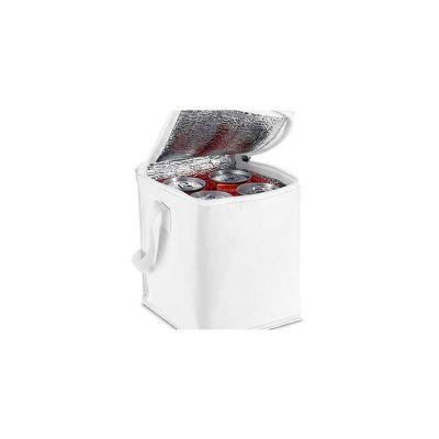 Bolsa Térmica revestida com manta térmica e capacidade de 4,2 litros.