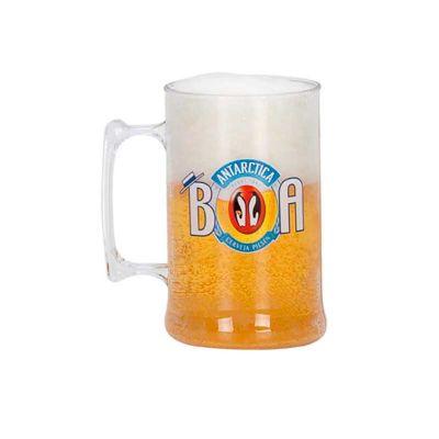 Energia Brindes - Caneca de cerveja personalizada em acrílico com capacidade de 500 ml.
