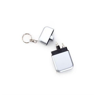 Energia Brindes - Chaveiro Ferramenta Personalizado, com 2 pe�as e trena esse brinde � personalizado em tampografia