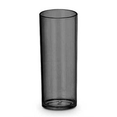 - Copo Long Drink personalizados. Feito em acrílico em cores variadas e capacidade de 320 ml. Esse copo é personalizado com impressão da logomarca em Si...