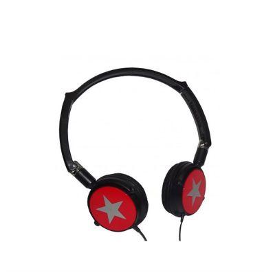 Headphone para brinde personalizado. Dobrável e ajustável, com almofada, em varias opções de cores, entrada P2. Para celular, MP3, MP4, e Ipad.