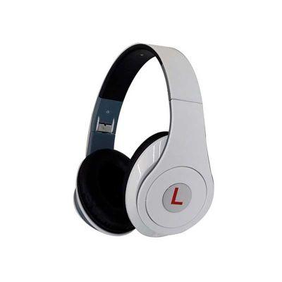 Headphone promocional personalizado.