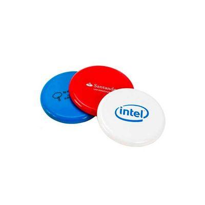 Frisbee personalizado. - Energia Brindes