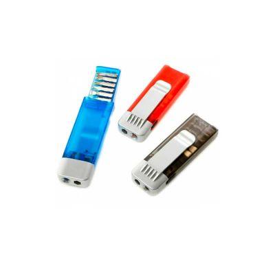 energia-brindes - Kit ferramenta personalizado com 6 peças e lanterna.