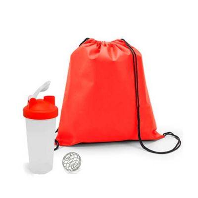 Energia Brindes - Kit esportivo personalizado.