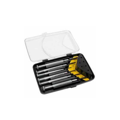 Kit ferramenta personalizado com 6 peças.