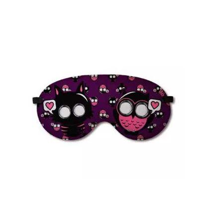 Energia Brindes - Máscara de dormir personalizada