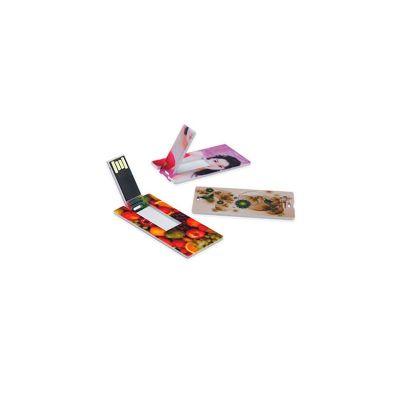 Energia Brindes - Mini pen card personalizado