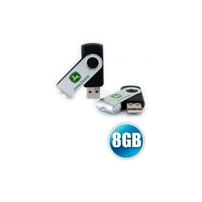 energia-brindes - Pen drive personalizado com capacidade de 8GB.