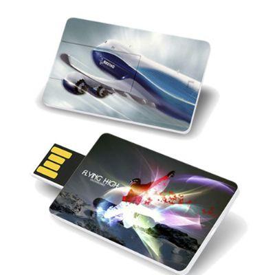 Energia Brindes - Pen drive card pequeno.
