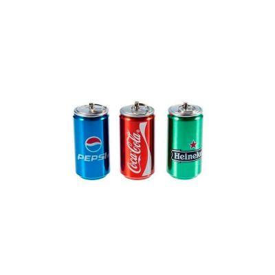energia-brindes - Pen drive latinha personalizado.