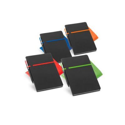 Energia Brindes - Caderno Personalizado Capa Dura com 96 folhas