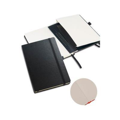 Energia Brindes - Caderno de Anotações sem Pauta Personalizado