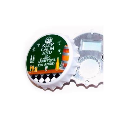 Abridor de Garrafa de Cerveja Personalizado - Energia Brindes