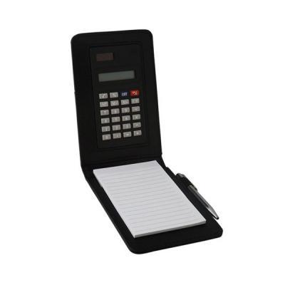 Energia Brindes - Bloco Promocional com Calculadora - Bloco Personalizado para brinde.