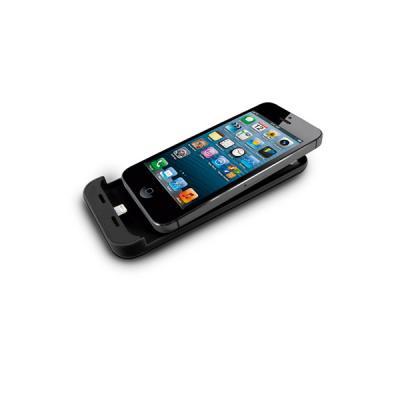 Capa carregadora Personalizada de Iphone 5 - Energia Brindes