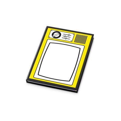 Caderno tipo  Personalizado - Energia Brindes