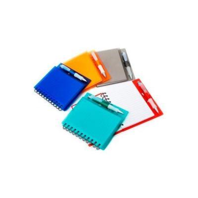 Energia Brindes - Caderno com Caneta