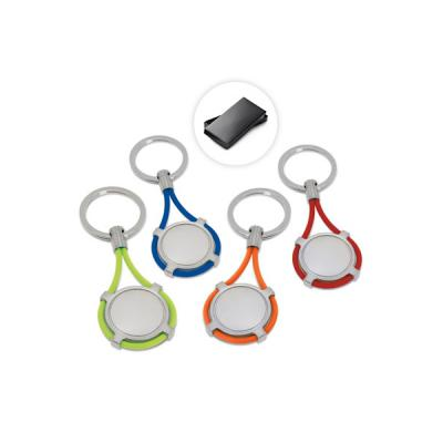 Chaveiro de Metal para Personalizar - Energia Brindes