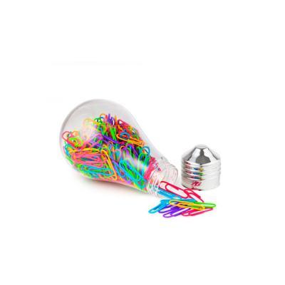 Energia Brindes - Porta Clips Plástico Promocional